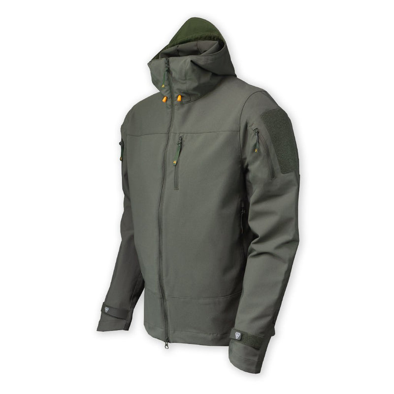 Prometheus Design Werx Iliad Field Jacket - SMG - Stone Mountain Green