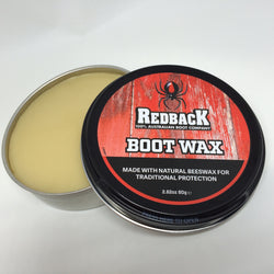 Redback Boot Wax Bee Oil