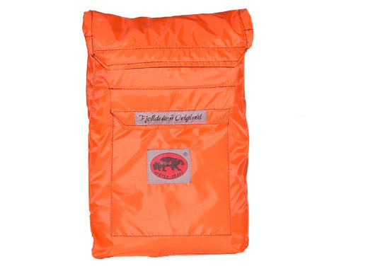 Jerven Bag Original Hi Viz Orange Survival Bag Bivi Poncho Shelter