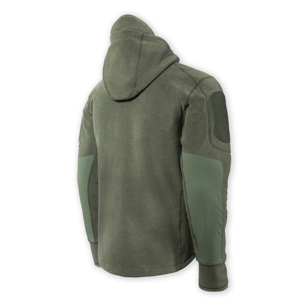 Prometheus Design Werx DA Hoodie v2 - Heather Mountain Green