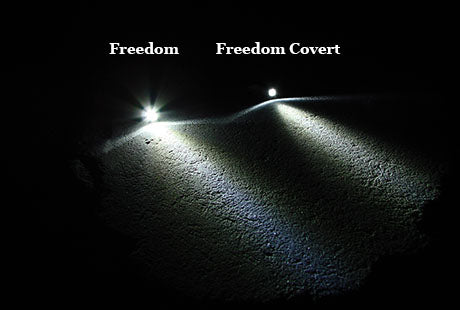 Photon Freedom Microlight Covert - The Original LED Keycain Light (Red LED Version)