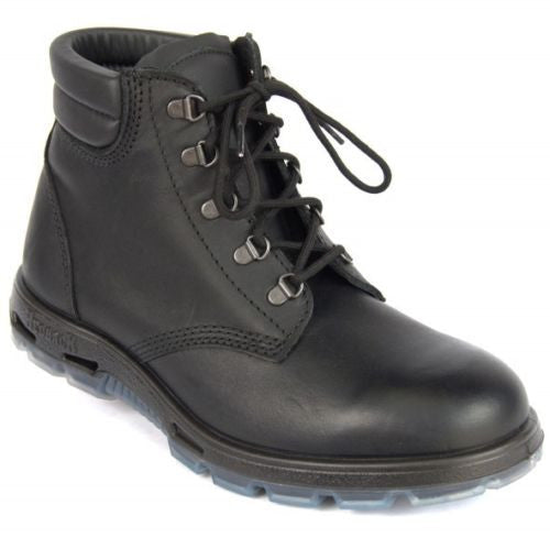 Redback Alpine Lace up Safety Boots | Black USABK