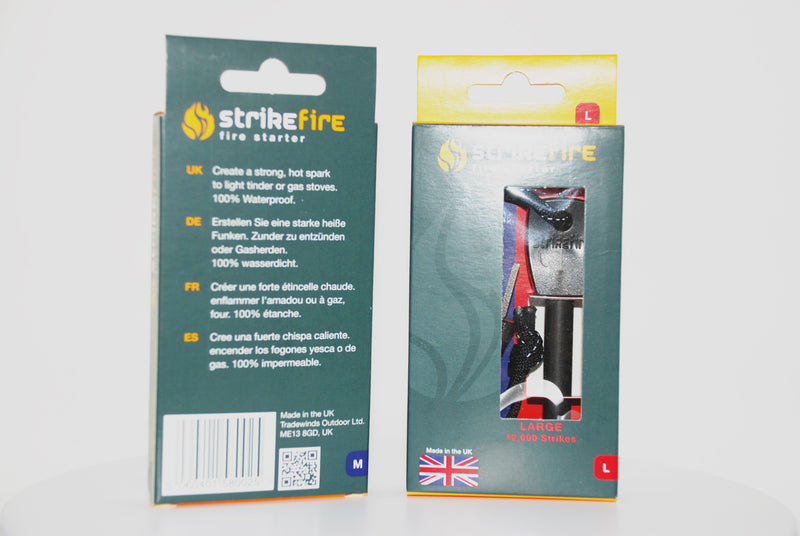 StrikeFire Fire Starter - Large Firesteel
