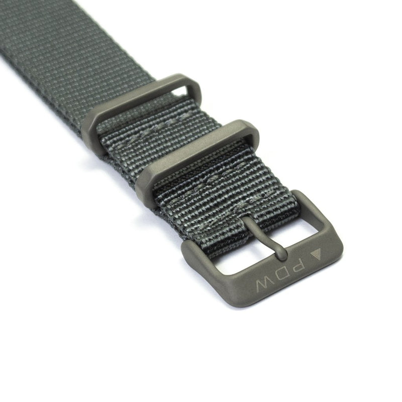 Prometheus Design Werx Ti-NATO Strap 22mm - Grey