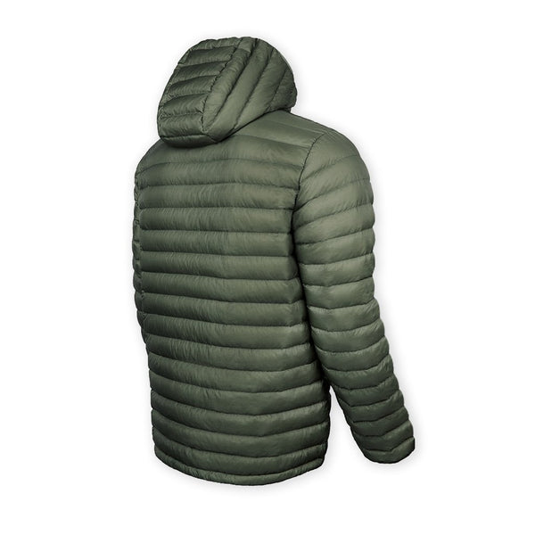 Prometheus Design Werx Tycho Down Hoodie - Transitional Field Green