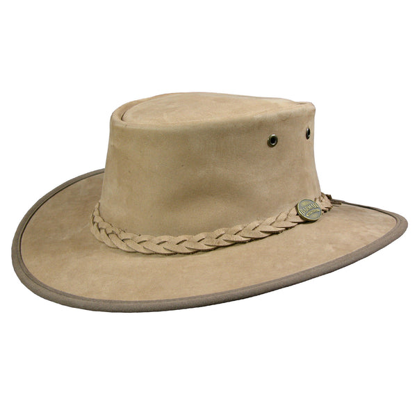 Barmah Bronco 1060 Australian Leather Hat Sun Shop UK