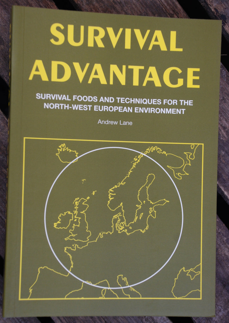 Survival Advantage by Andrew Lane