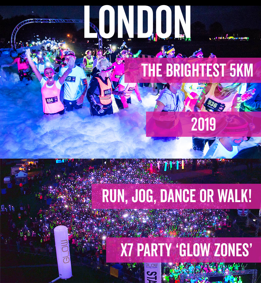 d5ab80c209 GLOW IN THE PARK  LONDON - – Glow in the Park