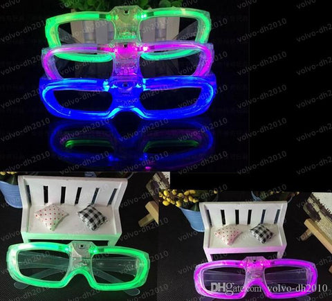 *New LED Glasses