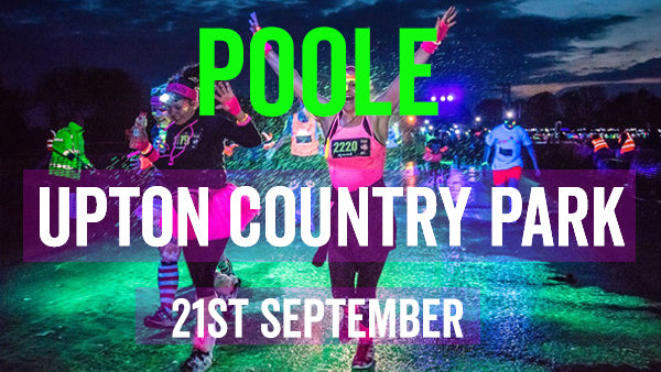 VIP ENTRY GLOW IN THE PARK: POOLE-