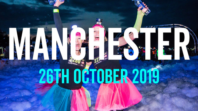 GLOW IN THE PARK: MANCHESTER - EARLY BIRD OFFER ENDS 8TH OCT