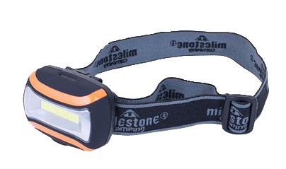 Head Torch -Exeter offer £5.00 with batteries
