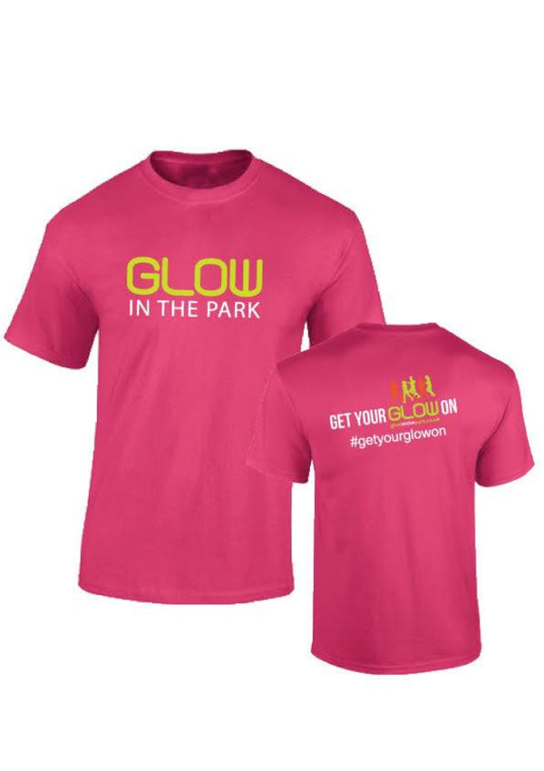 Cotton Glow in the Park T Shirts- End of season sale Now £4.00