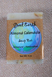 Almond Calendula Soap
