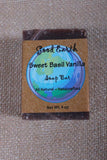 Sweet Basil Vanilla Soap