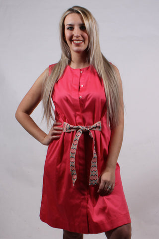 Issette Belted Dress