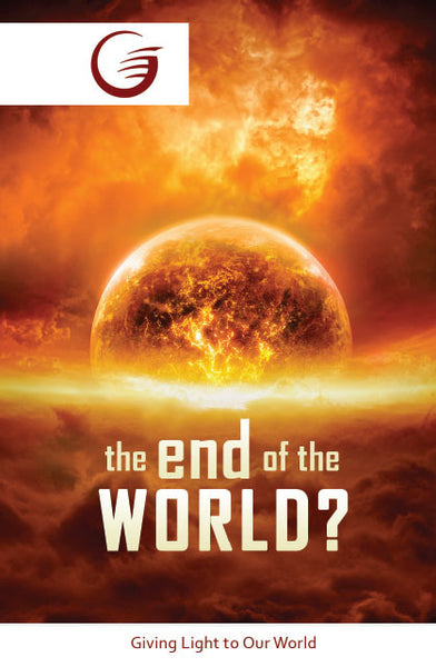 GLOW Tracts Pack - The End of the World? (English)