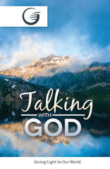 GLOW Tracts Pack - Talking With God (English)