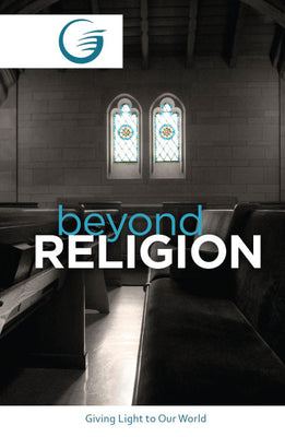 GLOW Tracts Pack - Beyond Religion (English)