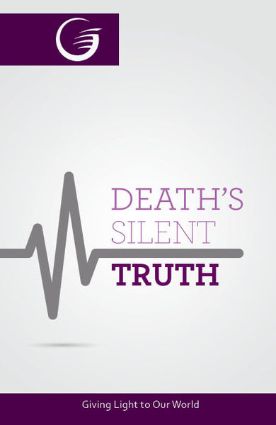GLOW Tracts Pack - Death's Silent Truth (English)
