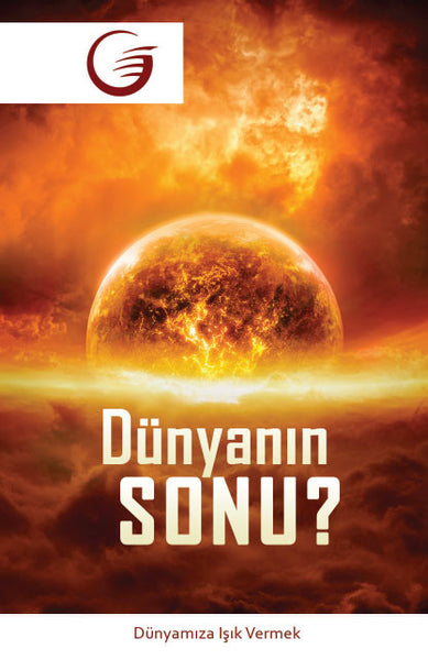 GLOW Tracts Pack - The End of the World? (Turkish)