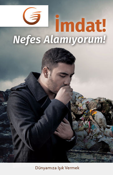 GLOW Tracts Pack - Help! I Can't Breathe! (Turkish)