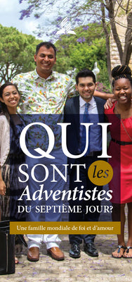 Who Are the Seventh-Day Adventists brochure - French - PDF