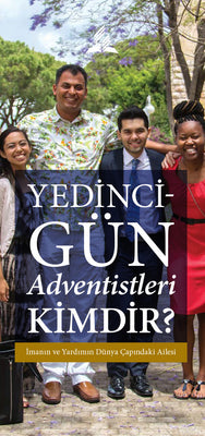 Who Are the Seventh-Day Adventists brochure - Turkish - PDF