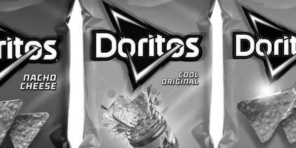 Robofan Spark: a typographic adaptation for Doritos