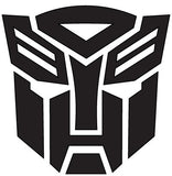 """Autobot"" Vinyl Sticker - Boosted Designs"