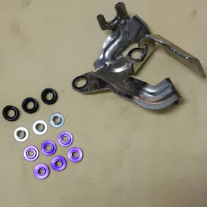 Focus ST Transmission Cable Bracket Bushings - Boosted Designs