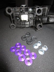 Focus ST / RS Solid Shift Bushings - Boosted Designs