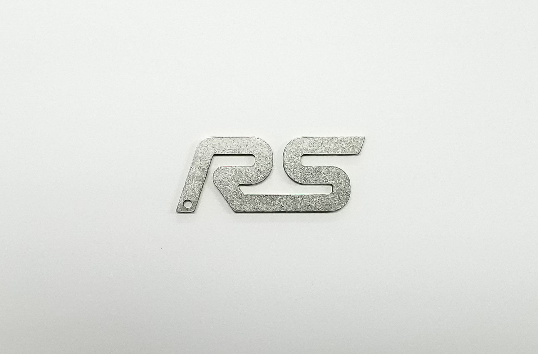 Boosted Designs Stainless Steel Focus RS Keychain - Boosted Designs