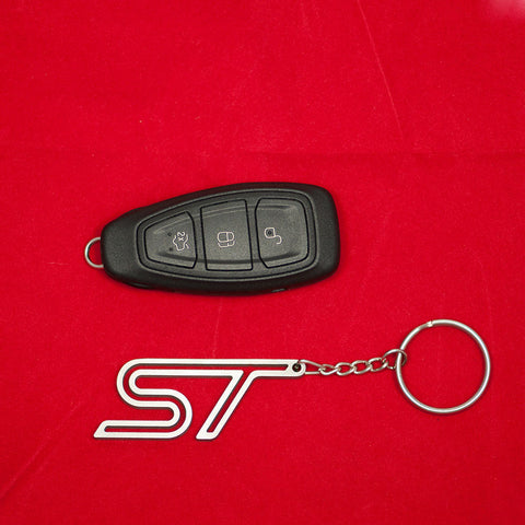 Boosted Designs Stainless Steel Double ST key chain - Boosted Designs