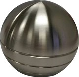 Boosted Designs Mustang Stainless Steel Ball Shift Knob - Boosted Designs