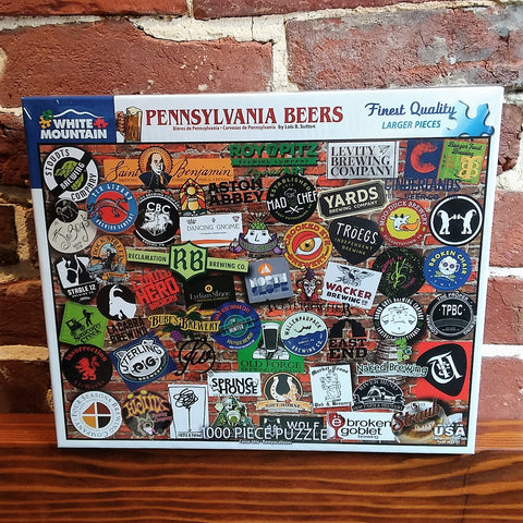 PA Beer Puzzle