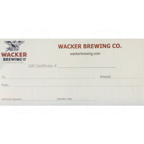 Little Dutch Taproom Gift Cards