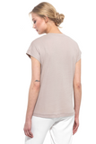 "Yarasa Kollu ""Everyday"" Cotton T-shirt"