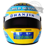 Fernando Alonso 2006 F1 Replica Helmet Scale 1:1