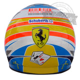 Fernando Alonso 2010 F1 Replica Helmet Scale 1:1