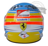 Fernando Alonso 2011 F1 Replica Helmet Scale 1:1