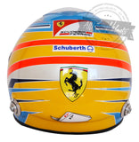 Fernando Alonso 2012 F1 Replica Helmet Scale 1:1