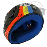 Fernando Alonso 2017 Indy 500 Replica Helmet Scale 1:1