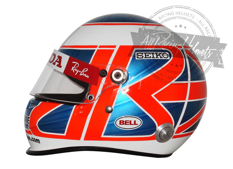 Jenson Button 2008 F1 Replica Helmet Scale 1:1