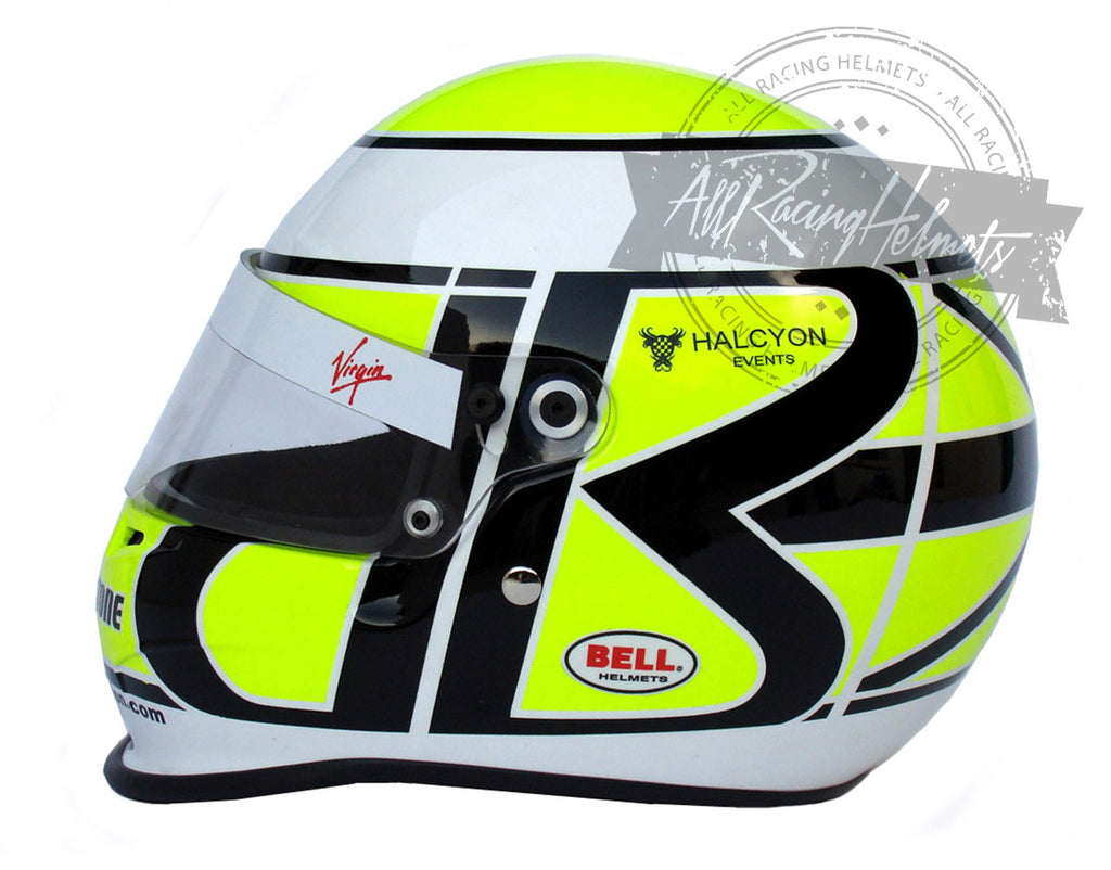 Jenson Button 2009 F1 Replica Helmet Scale 1:1