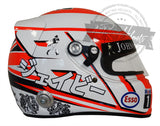 Jenson Button 2015 F1 Replica Helmet Scale 1:1