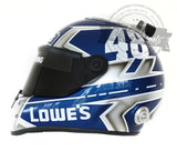 Jimmie Johnson Chevrolet #48 NASCAR Replica Helmet Scale 1:1