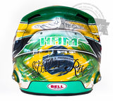 Lewis Hamilton 2016 Interlagos GP F1 Replica Helmet Scale 1:1
