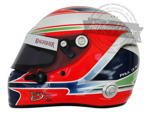 Paul Di Resta 2013 F1 Replica Helmet Scale 1:1