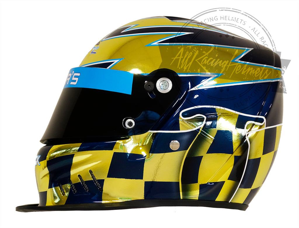 Greg Moore Indianapolis Indy 500 Replica Helmet Scale 1:1